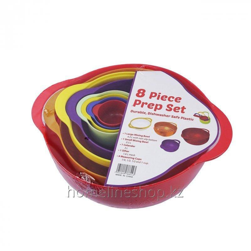 Buy Set of dishes for the kitchen Rainbow
