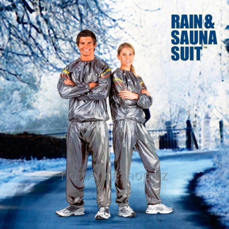 """Костюм-сауна для похудения """"Sauna suit"""""""