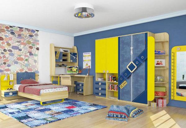 Детский спальный гарнитур Джинс