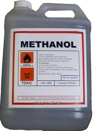 Купить Метанол (метиловый спирт)