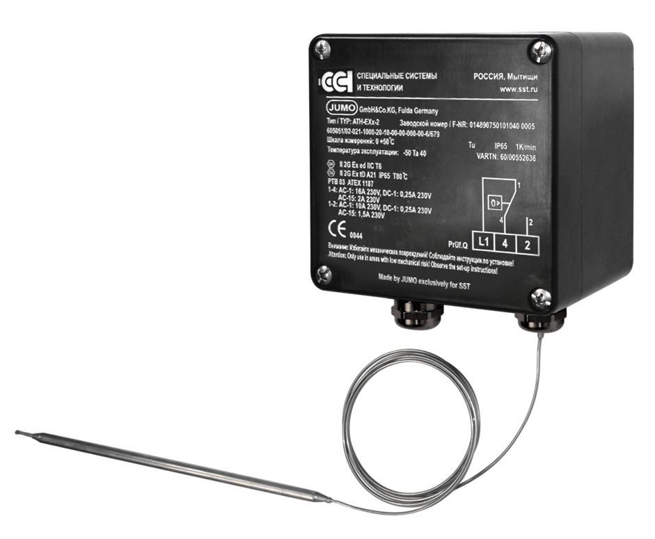 Термостат электронный АТН 605051/02-021- 1000-20-10-00-00-000-00-6/679