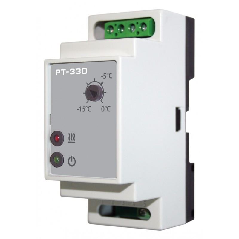 ССТ Регулятор температуры электронный РТ-330 (с датчиком ДТ)