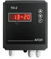Таймер освещения ТО-2И с ИК-портом