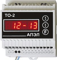 Таймер освещения ТО-2 в корпусе DIN