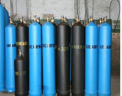 Купить Азот газообразный