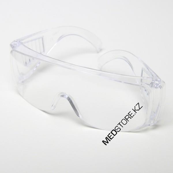 Купить Очки защитные пластмассовые