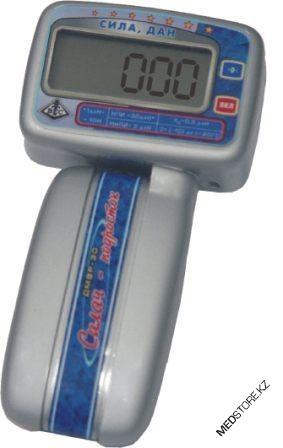 Купить Динамометр медицинский электронный ручной ДМЭР-30 детский