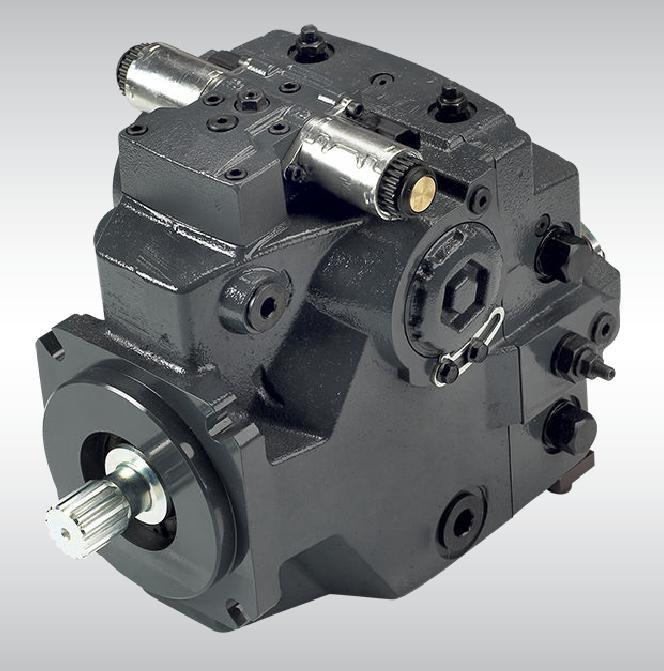 Buy Гидронасос Sauer Danfoss PV21; PV22; PV23; PV24; PV25; PV26; PV27