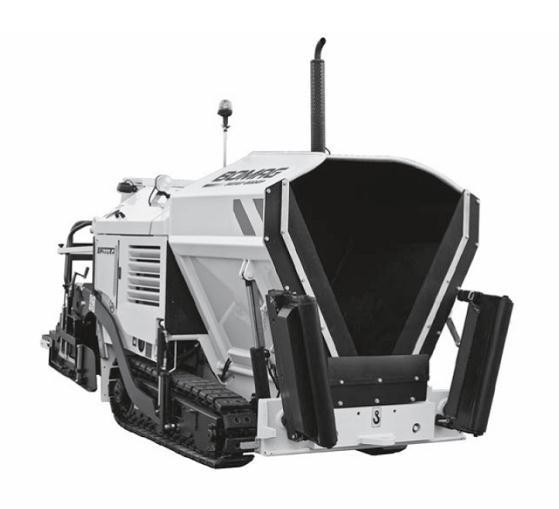 Купить Гусеничный асфальтоукладчик BOMAG BF 223 С