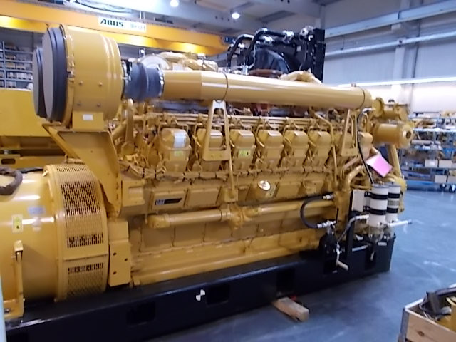 Buy Caterpillar diesel generator