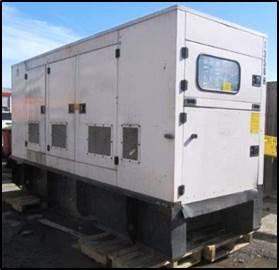 Купить Дизельный генератор FG Wilson, двигатель PERKINS