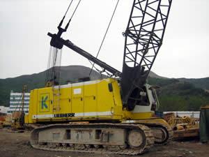 LIEBHERR Crawler Cranes buy in Almaty
