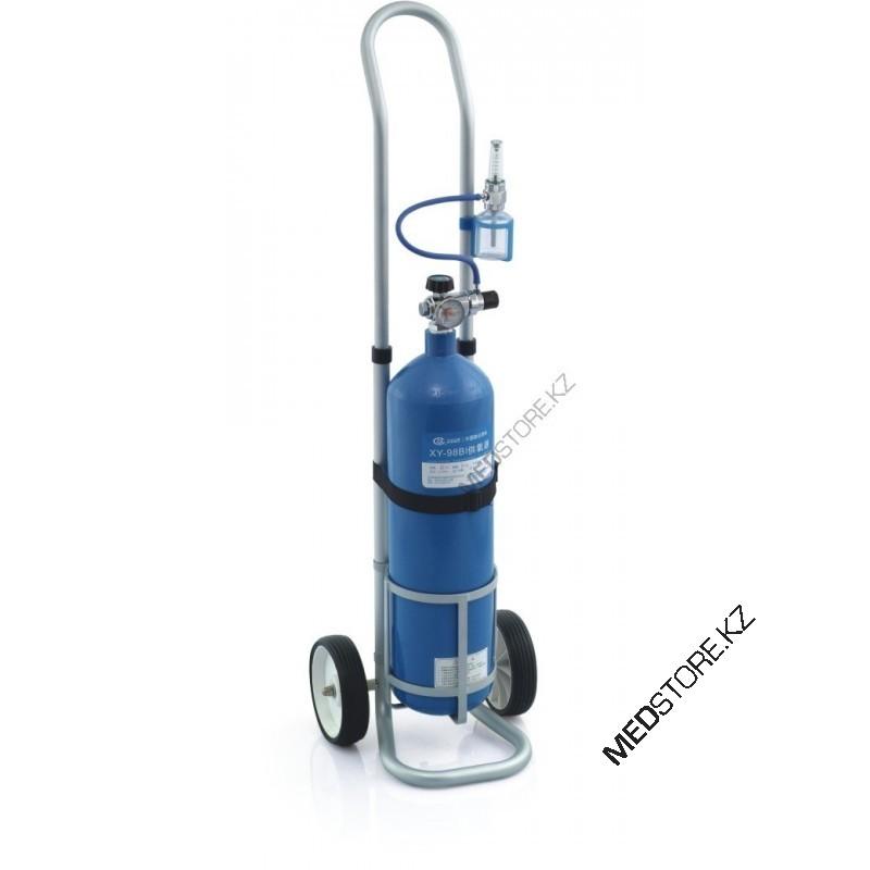 Купить Кислородный ингалятор 2L (кислородный баллон 2 л)