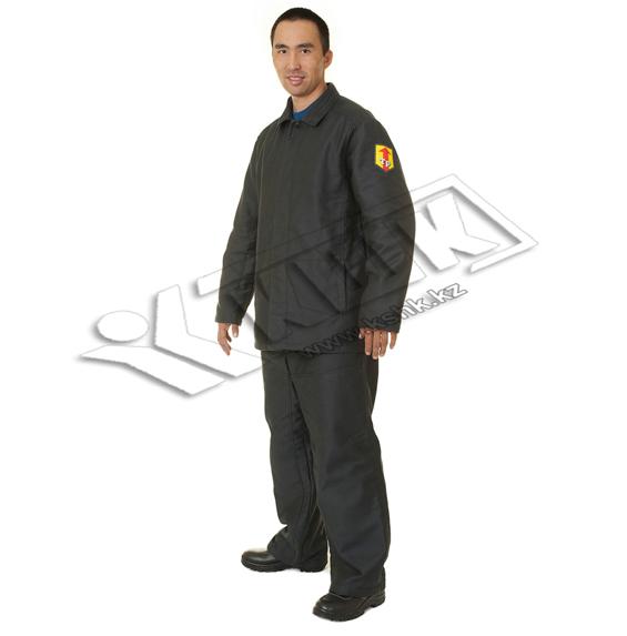 Купить Костюм мужской для защиты от повышенных температур, Одежда защитная для сварщиков