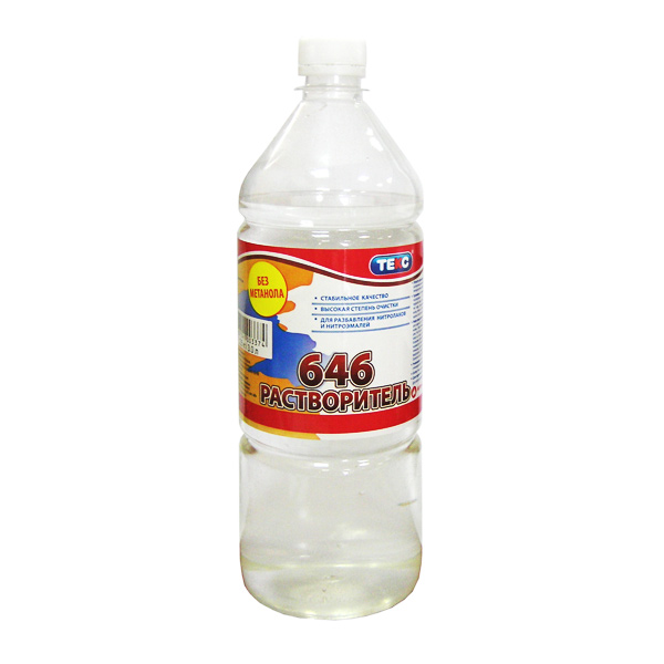 Buy Solvents acrylic 646 5 l.