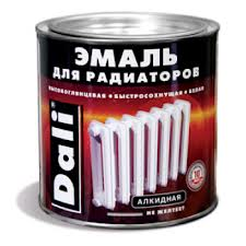 Buy Enamel for radiators of Super white 2,5 kg