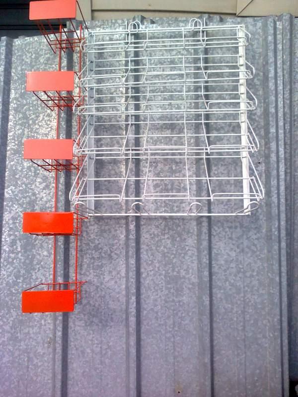 Купить Стойки вешала, ПОСМ металлический, ценникодержатель, полочные и подвесные системы для торговых прилавков
