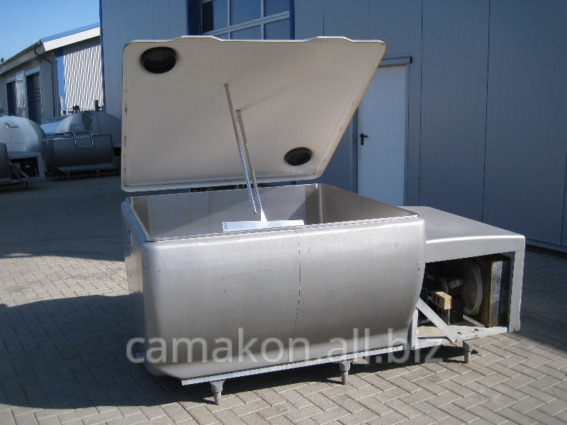 Купить Молочная ванна для охлаждения 3 x Serap