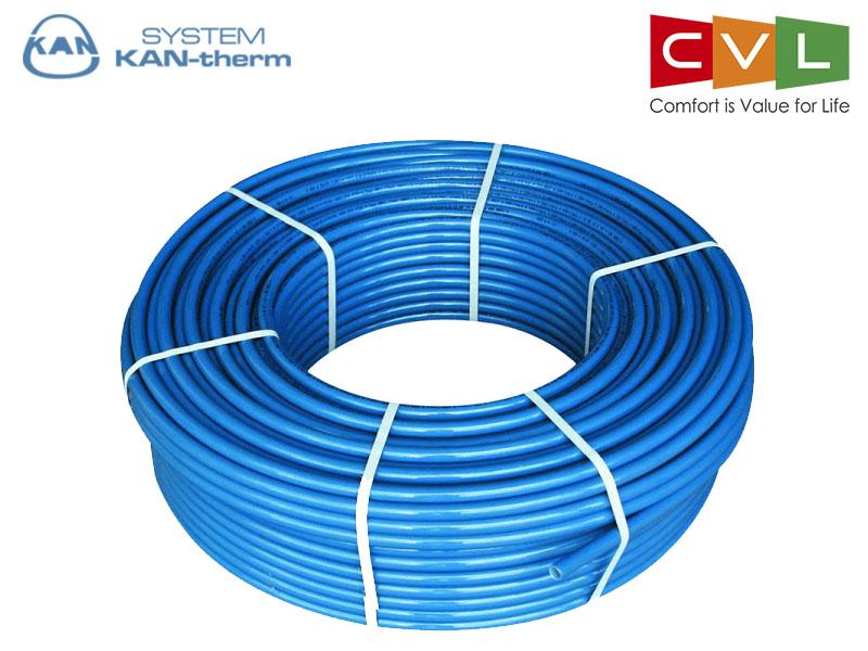 Buy Pipes KAN-term Push: PE-Xc, PE-Xa, PE-RT with protection antidiffuznoy