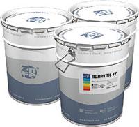 Краски антикоррозионные,,покрытие антикоррозионное ,ПОЛИТОН -УР,Эмаль полиуретановая
