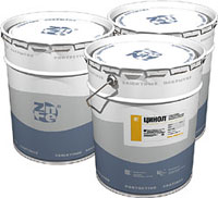 Paints anticorrosive, TsINOL, covering anticorrosive
