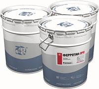 Краски антикоррозионные,ФЕРРОТАН -ПРО,покрытие антикоррозионное,грунтовка полиуретановая
