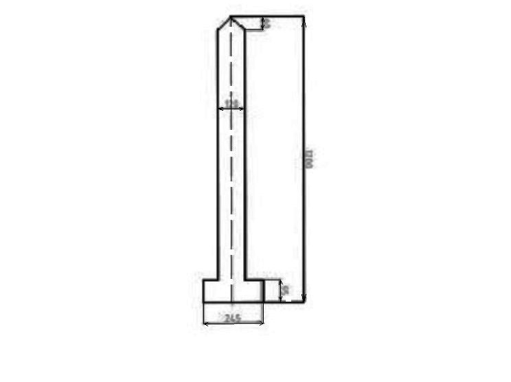 Buy Products are reinforced concrete, a zamerny index column