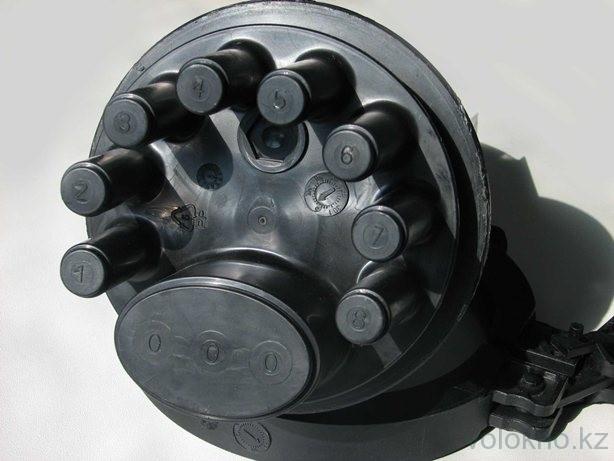 Купить Муфта оптическая Closure dome type FOSC 400 S8