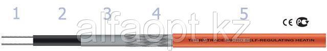 Кабель ThermTrace Miscro до 65°С 17TTM-2-BO