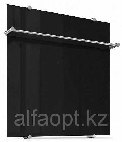 Полотенцесушитель электрический Flora 60x60 Черный