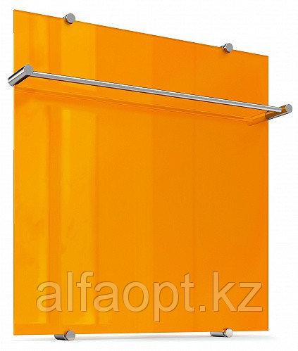 Полотенцесушитель электрический Flora 60x60 Оранжевый