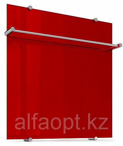 Полотенцесушитель электрический Flora 60x60 Красный