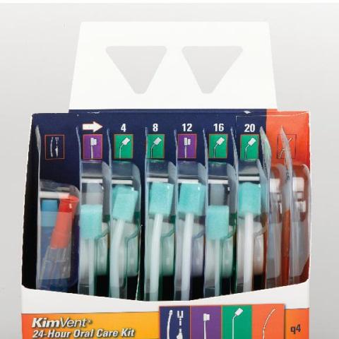 Наборы KimVent* Oral Care q4 Kit