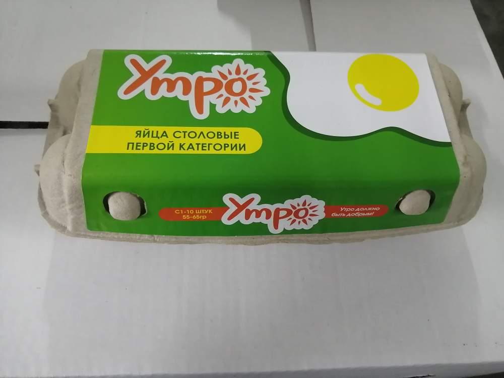 Купить Яйцо куриное пищевое С1 (первая категория) вес 55-65 грамм