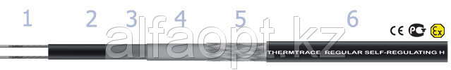 15TTR-2-BO кабель ThermTrace® REGULAR