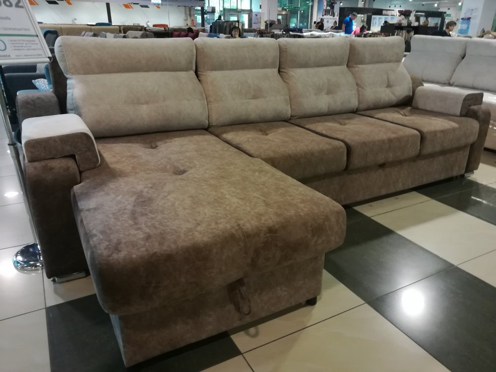"Sofa Angular ""Astana"
