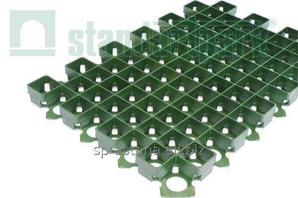Купить Газонная решетка зеленая арт. 8101-З