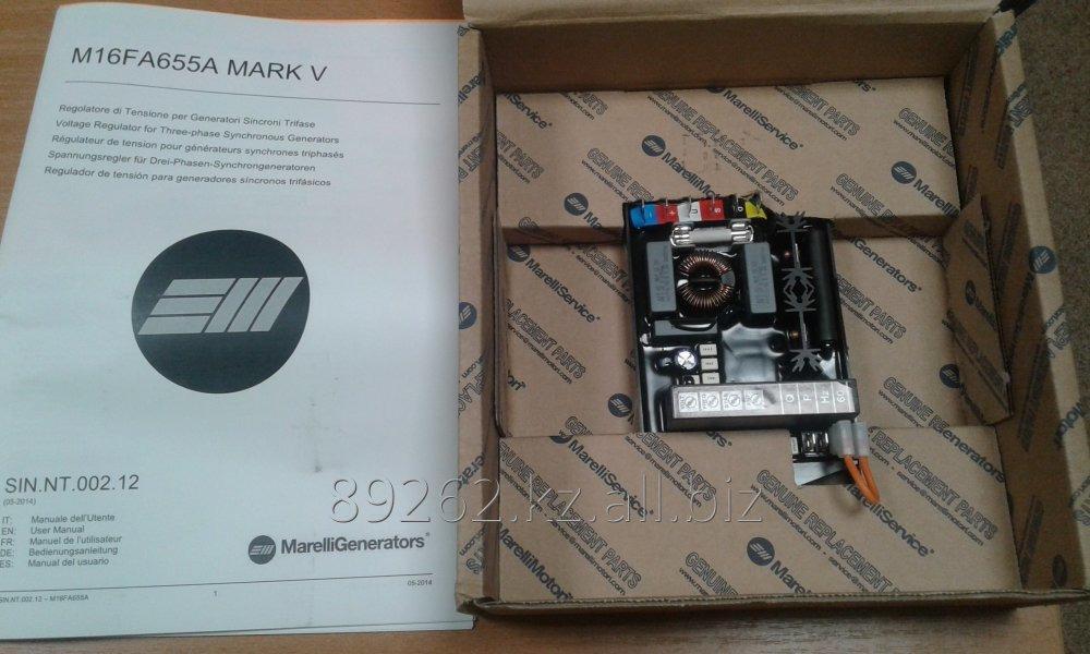 Купить Автоматический регулятор напряжения Marelli (AVR) SM16FA655A / M16FA655A