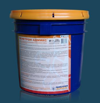 Купить Гидроизоляционный состав Пенетрон Адмикс