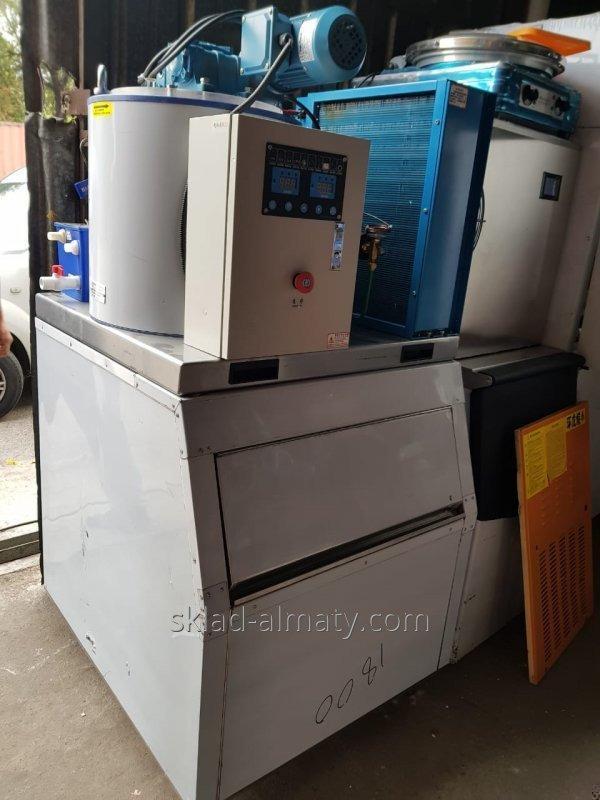 Чешуйчатый льдогенератор 500кг