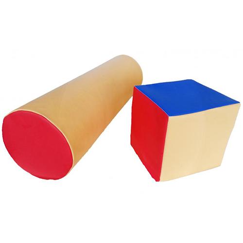 Купить Мягкие Игровые элементы: бревна, кубики и т.д.