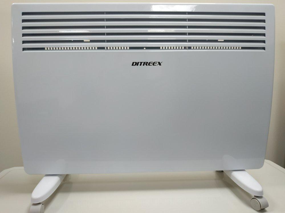 Обогреватель конвекторный. Ditreex. 1 кВт.