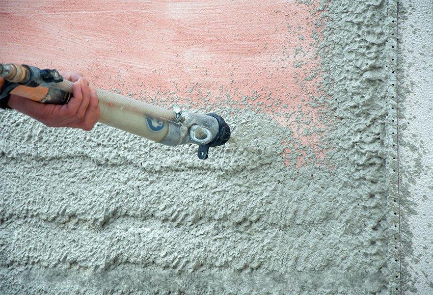 Купить Торкрет бетон