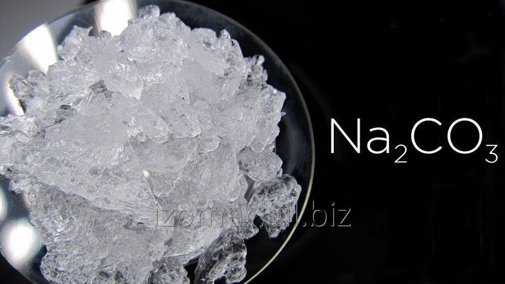 Buy Sodium carbonate (soda ash, grade B) GOST 5100-85