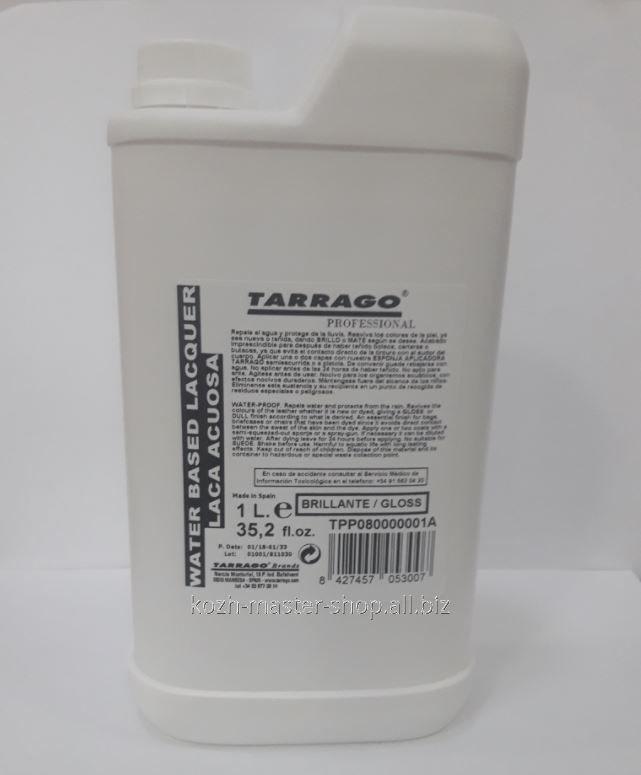 Защитное глянцевое покрытие для гл. кож Tarrago FINISHING BRILLANTE 1000мл
