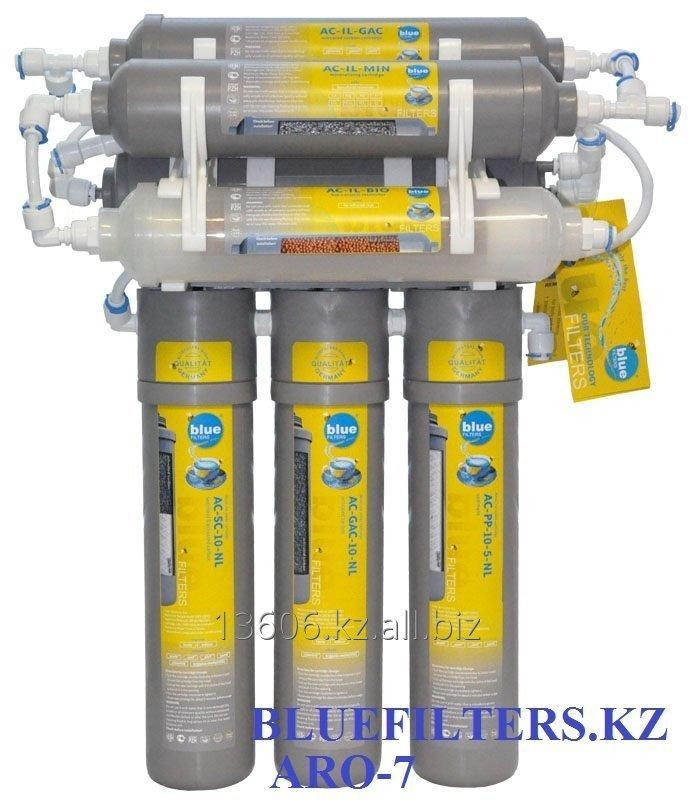 Buy The filter for water with structuring