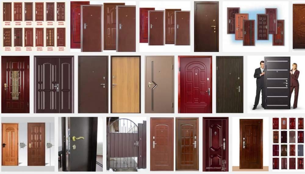 двери металлические купить в тучково