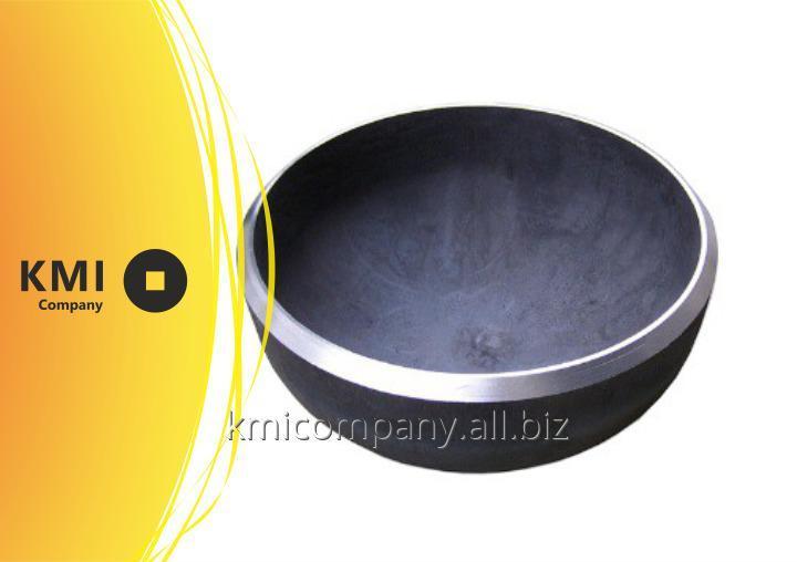 Купить Заглушка эллиптическая 104x2 AISI 304 Gas