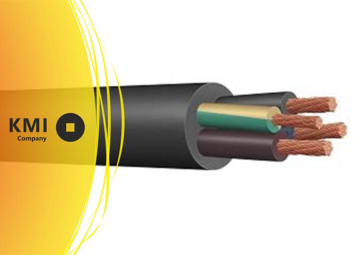 Кабель гибкий медный экранированный хладостойкий 3х35+1х10 КГЭ-ХЛ ТУ 16.К73.02-88