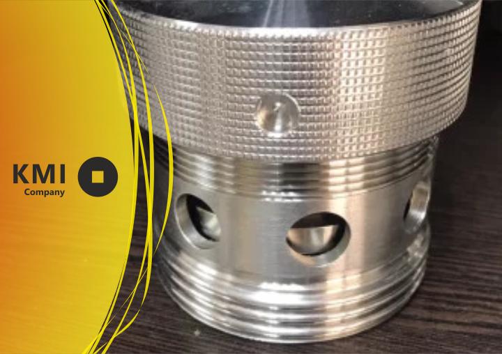 Купить Клапан дыхательный двойного действия Е23 DN 100 AISI 304